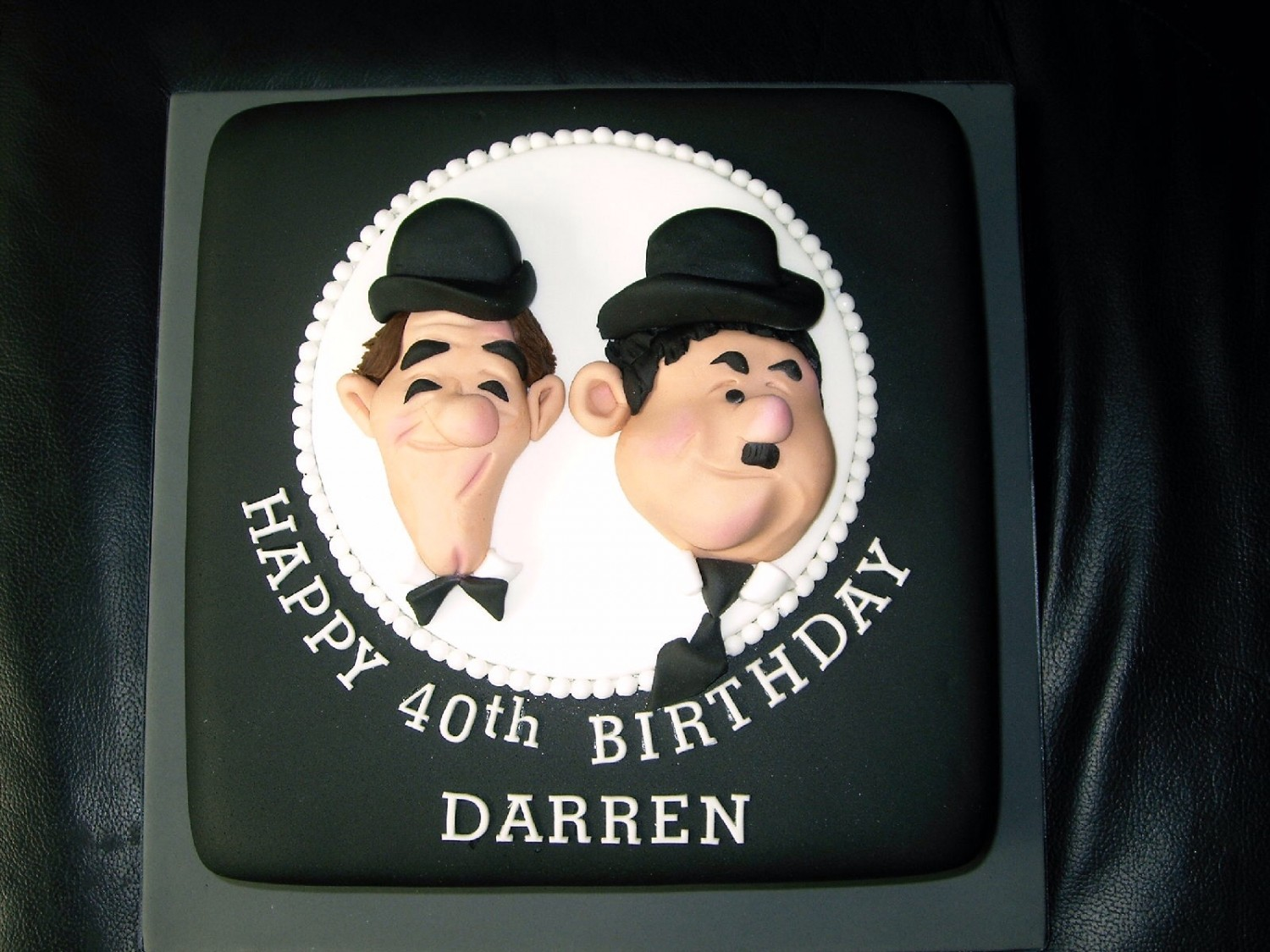 Laurel Amp Hardy The Classic Amp Contemporary Cake Co The